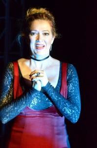 Suzan Hansen (Lady Macbeth)  Photo Credit Keith Ian Polakoff
