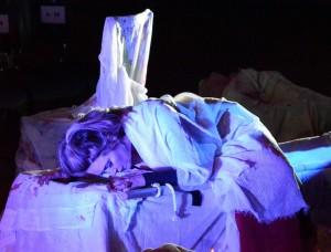 Suzan Hansen (Lady Macbeth)  Photo Credit Keith Ian Polakoff.