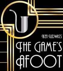 Post image for Chicago Theater Review: THE GAME'S AFOOT (Drury Lane Theatre in Oakbrook Terrace)