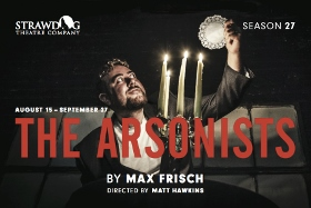 Post image for Chicago Theater Review: THE ARSONISTS (Strawdog)