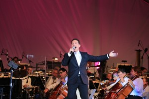 Michael Feinstein in HOORAY FOR HOLLYWOOD with the Pasadena POPS and Michael Feinstein, Aug 16, 2014