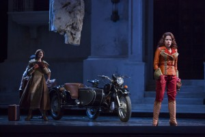 Ana Maria Martinez in DON GIOVANNI, directed by Robert Falls for Lyric Opera of Chicago. Photo by Todd Rosenberg.