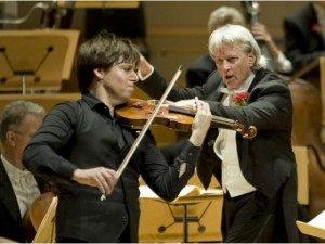 Carl St.Clair conducts the Pacific Symphony and guest Joshua Bell.