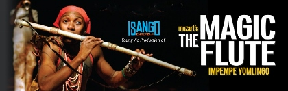 Post image for Chicago / Tour Theater Review: THE MAGIC FLUTE (Isango Ensemble at Chicago Shakespeare)