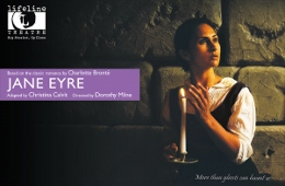 Post image for Chicago Theater Review: JANE EYRE (Lifeline Theatre)