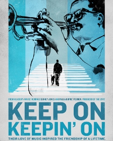 Post image for Film Review: KEEP ON KEEPIN' ON (Directed by Alan Hicks; Produced by Quincy Jones)