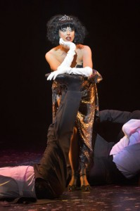 Meow Meow stars in the world premiere of AN AUDIENCE WITH MEOW MEOW at Berkeley Rep