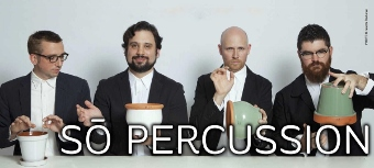 Post image for Los Angeles Music Preview: SŌ PERCUSSION & THE LOS ANGELES PHILHARMONIC (Disney Hall)
