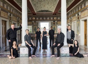 SITI Co. ensemble. © 2014 Craig Schwartz