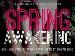 Post image for Los Angeles Theater Review: SPRING AWAKENING (Deaf West Theatre & The Forest of Arden)