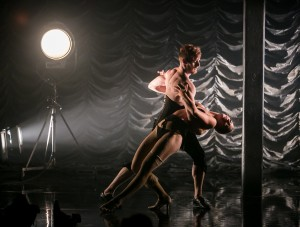 Steven Trumon Gray & Cailan Orn in Austin McCormick's ROCOCO ROUGE. Photo by Phillip Van Nostrand.