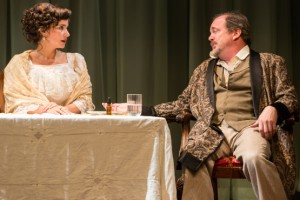 UNCLE VANYA, Pearl Theatre Company (photo by Al Foote III).