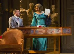 William_Burden_Renee_Fleming_CAPRICCIO at Lyric Opera Chicago