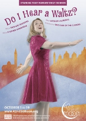 Post image for San Francisco Theater Review: DO I HEAR A WALTZ? (42nd Street Moon)
