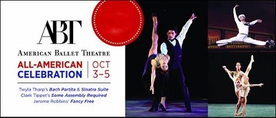 Post image for Chicago Dance Review: ABT'S ALL-AMERICAN CELEBRATION (Auditorium Theatre)