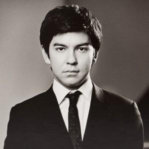 BEHZOD ABDURAIMOV, pianist.