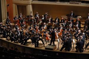 Czech Philharmonic Orchestra - photo by Zdenek Chrapek.