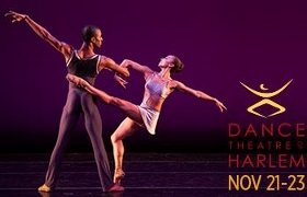 Post image for Chicago Dance Review: DANCE THEATRE OF HARLEM (Auditorium Theatre)