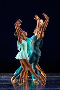Dance Theater of Harlem in Robert Garland's GLORIA - photo by Matthew Murphy.