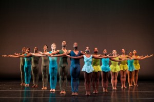 Dance Theater of Harlem in Robert Garland's GLORIA. Photo by Matthew Murphy.
