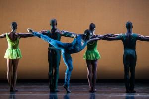 Dance Theatre of Harlem's Ashley Murphy in Robert Garland's GLORIA. Photo by Matthew Murphy.