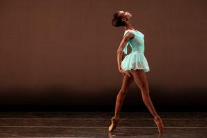Dance Theatre of Harlem's Davon Doane in Robert Garland's GLORIA. Photo by Matthew Murphy.