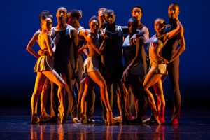 Dance Theatre of Harlem in Robert Garland's RETURN. Photo by Matthew Murphy.