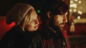 Elisabeth Moss and Jason Schwartzman in Listen Up Philip distributed by Tribeca Film.
