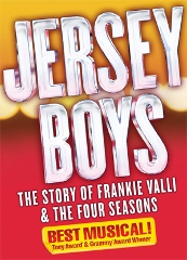 Post image for National Tour Theater Review: JERSEY BOYS (Pantages)