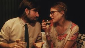 Jason Schwartzman and Dree Hemingwaty in Listen Up Philip distributed by Tribeca Film.
