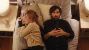 Jason Schwartzman and Josephine de la Baume in Listen Up Philip distributed by Tribeca Film.