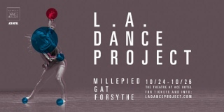 Post image for Los Angeles Dance Review: L.A. DANCE PROJECT (Theater at Ace Hotel)