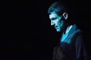 Gregory Konow in James Dickey's Deliverance at 59E59 Theaters. Photo by Jason Woodruff