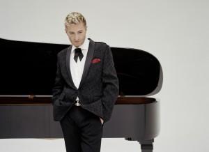 Pianist Jean-Yves Thibaudet.