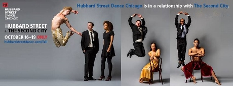 Post image for Chicago Dance & Theater Review: THE ART OF FALLING (Hubbard Street & The Second City)