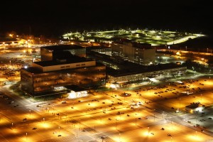 The NSA. From Laura Poitras's documentary CITIZENFOUR. Photo by Trevor Paglen.