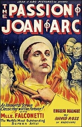 Post image for Music & Film Preview: THE PASSION OF JOAN OF ARC & VOICES OF LIGHT (Los Angeles Master Chorale at Disney Hall)