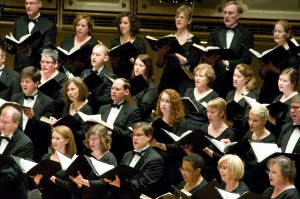 2011 Orch Hall HANDEL'S MESSIAH (The Apollo Chorus in Chicago)