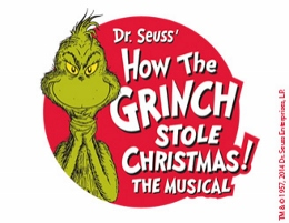 Post image for Chicago Theater Review: DR. SEUSS' HOW THE GRINCH STOLE CHRISTMAS! THE MUSICAL (The Chicago Theatre)
