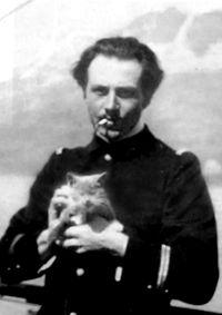 Franch composer Jean Cras