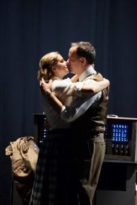 Hanley Smith and Erik Lochtefeld in POWERHOUSE. Photo by Justin Khalifa.