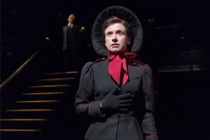 Hannah Cabell as Barbara Undershaft in Pearl Theatre's MAJOR BARBARA. Photo by Richard Termine.