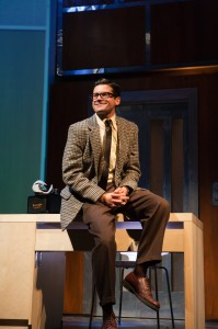 Jeffrey Brian Adams in San Francisco Playhouse's production of PROMISES, PROMISES. Photo by Jessica Palopoli.