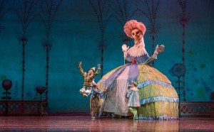 Joffrey - Nutcracker, Mother Ginger's Polichinelles - Photo by Cheryl Mann