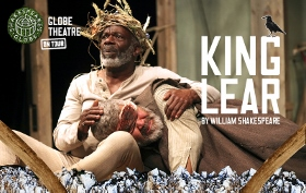Post image for Tour Theater Review: KING LEAR (Shakespeare's Globe at the Broad Stage in Santa Monica)