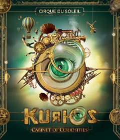 Post image for San Francisco Theater Preview: KURIOS – CABINET OF CURIOSITIES (Cirque du Soleil U.S. Premiere)