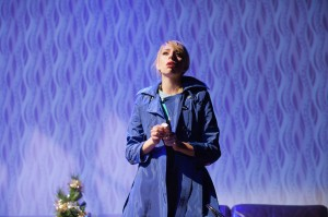 Monique Hafen in San Francisco Playhouse's production of PROMISES, PROMISES. Photo by Jessica Palopoli.