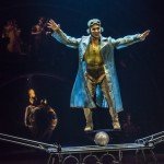 ROLA BOLA from Cirque du Soleiel's KURIOS - CABINET OF CURIOSITIES. Photo by Martin Girard.