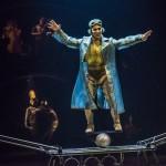 ROLA BOLA from Cirque du Soleiel's KURIOS - CABINET OF CURIOSITIES. Photo by Martin Girard.