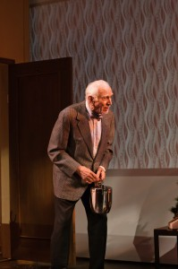 Ray Reinhardt in San Francisco Playhouse's production of PROMISES, PROMISES. Photo by Jessica Palopoli.